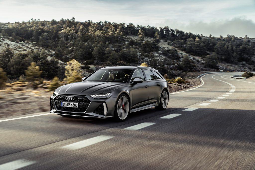 Audi RS 6 Avant Kombi