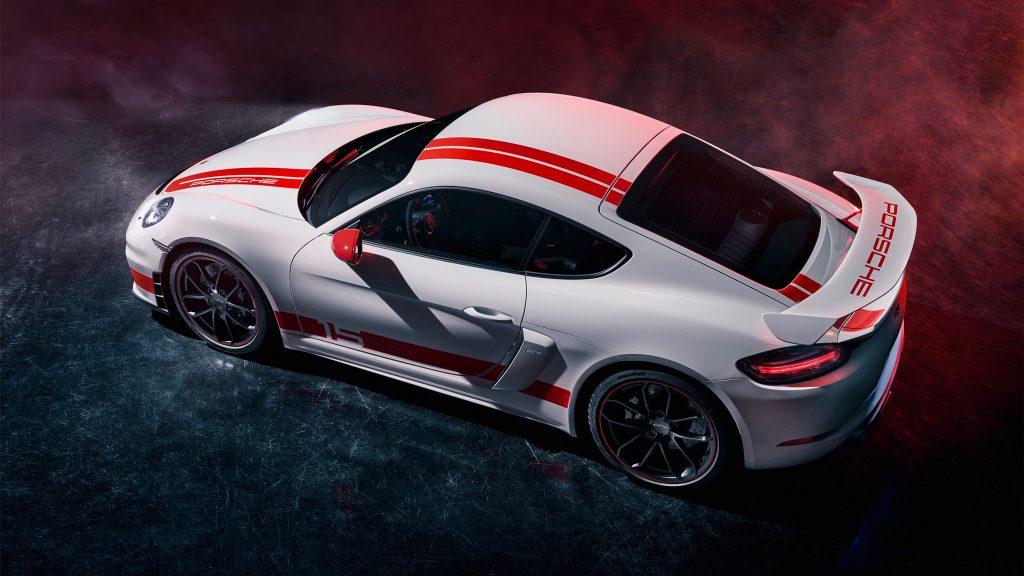 Porsche 718 Cayman GT4 Sports Cup Edition – Sondermodell