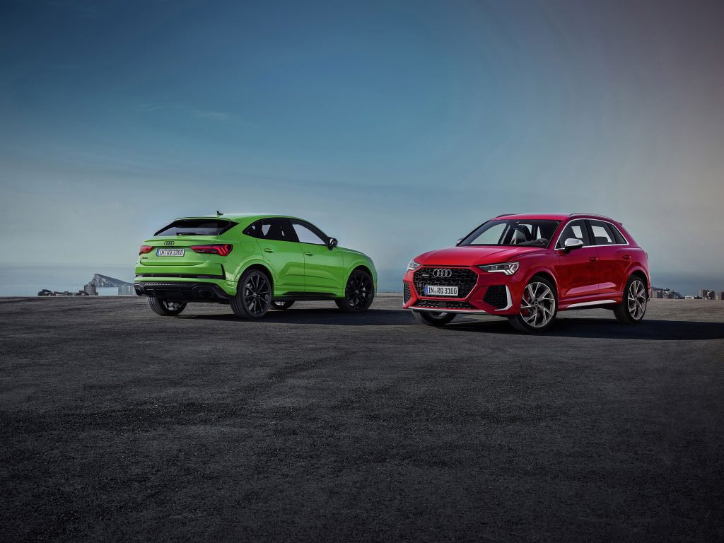 Audi RS Q3 Sportback SUV