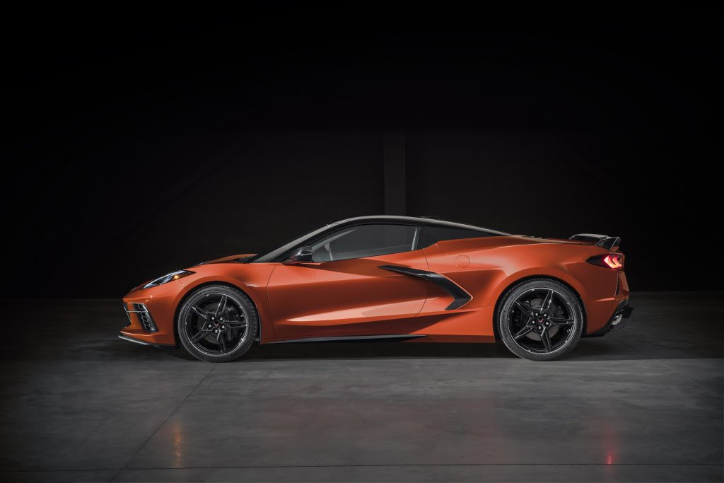 Chevrolet Corvette C8 Stingray Cabriolet