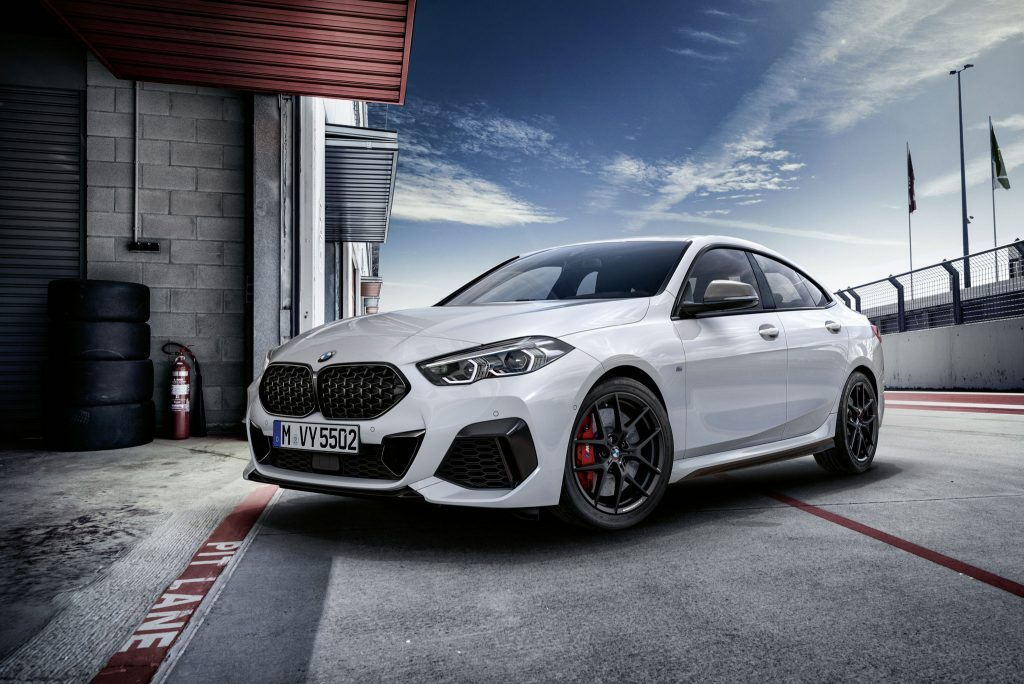 BMW 2er Gran Coupé M235i xDrive M Performance Parts