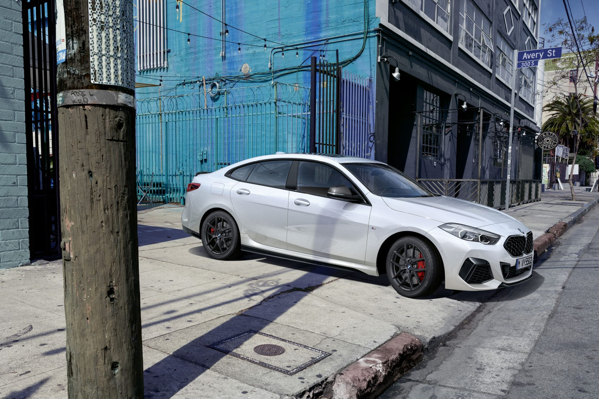 BMW 2er Gran Coupé M235i xDrive und M Performance Parts