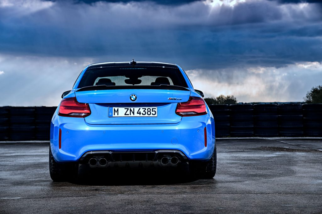 BMW M2 CS Clubsport
