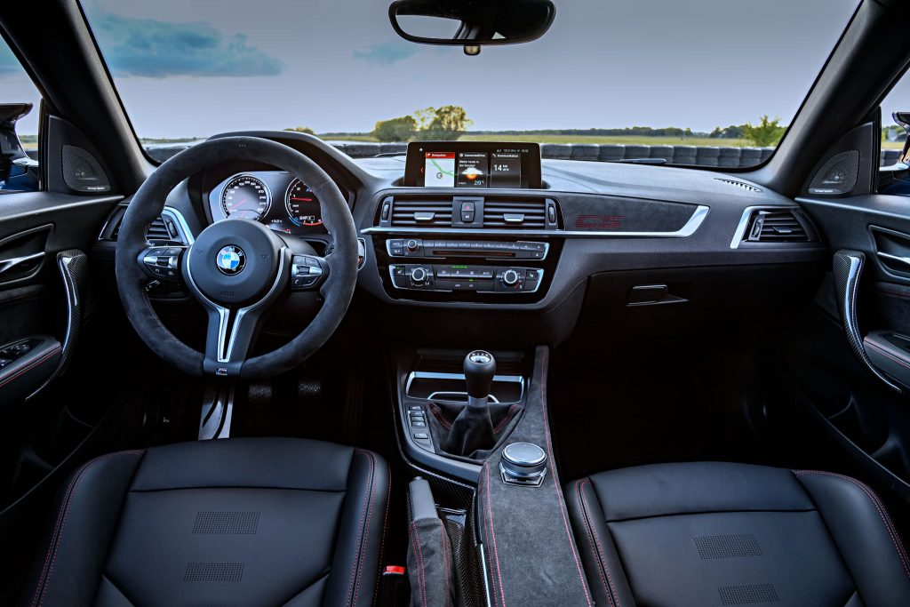 BMW M2 CS Clubsport