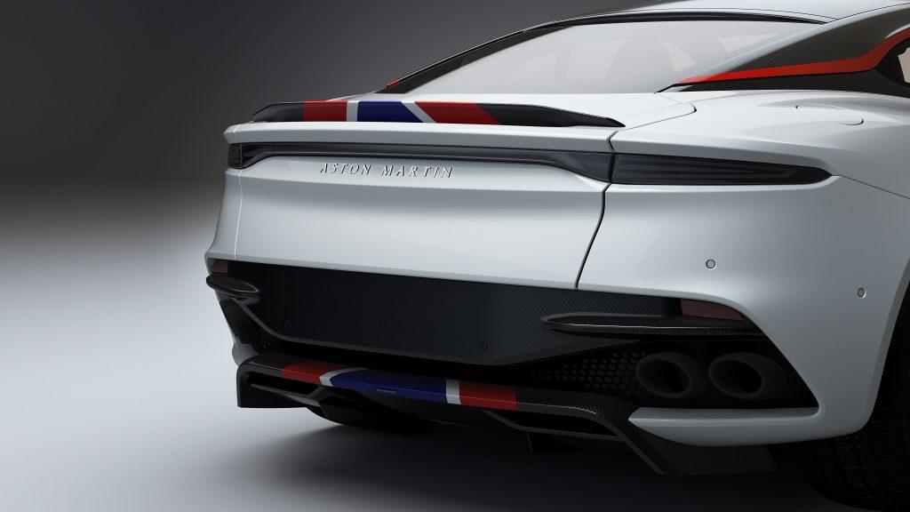 Aston Martin DBS Superleggera Concorde Special Edition