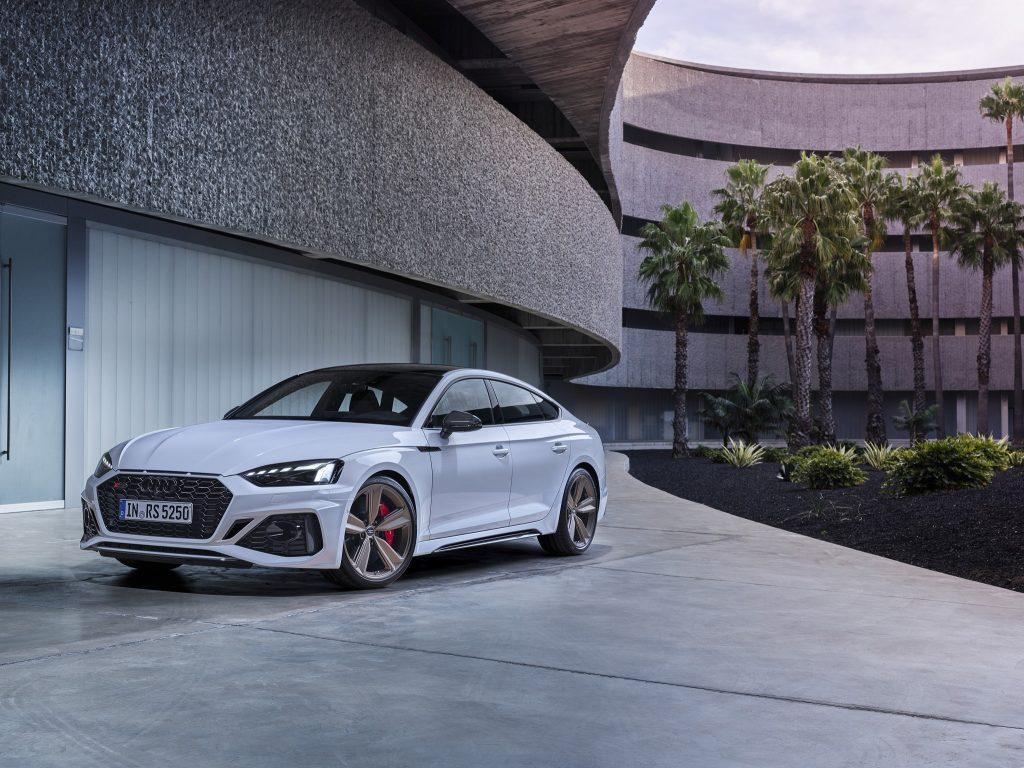Audi RS 5 Coupé und Sportback Facelift