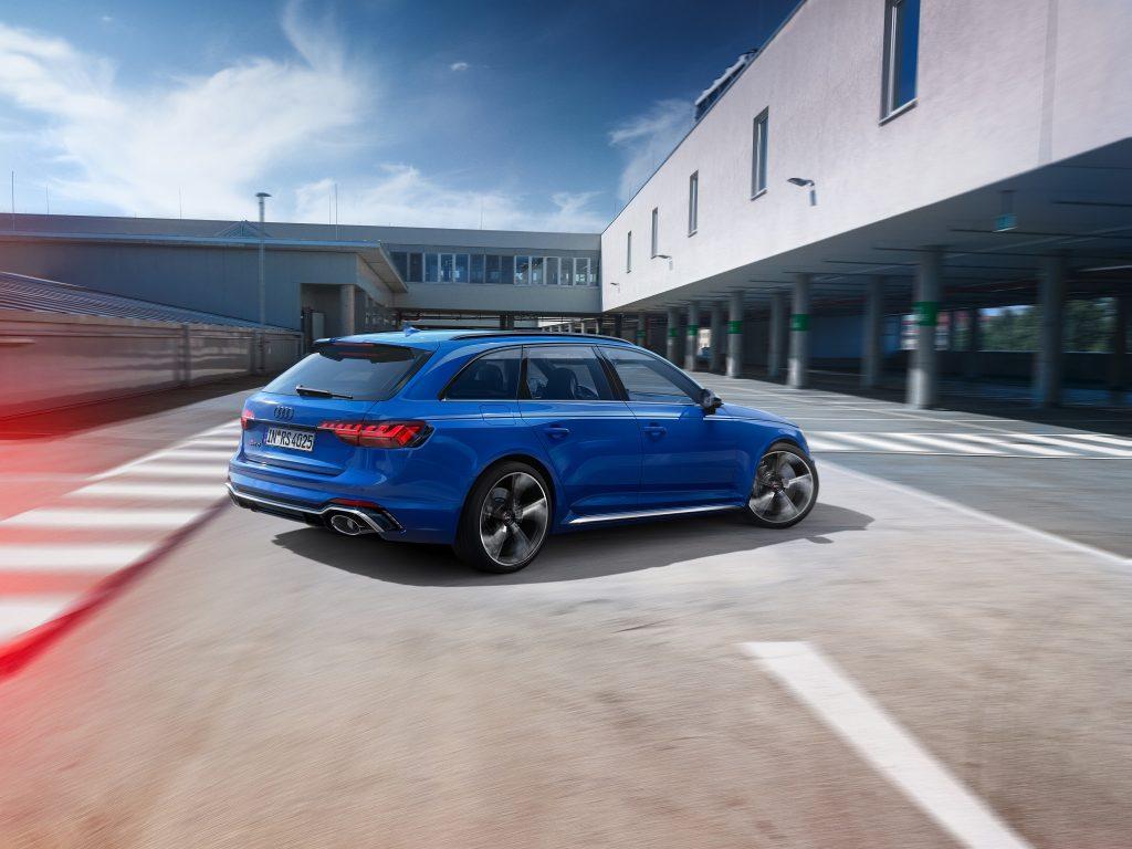 25 Jahre Audi RS Jubiläumspaket RS 4 Avant