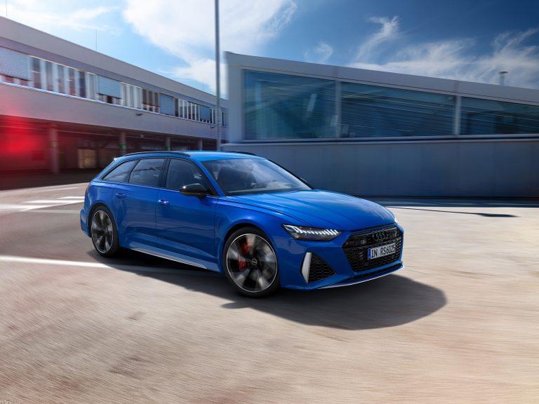 25 Jahre Audi RS Jubiläumspaket RS 6 Avant