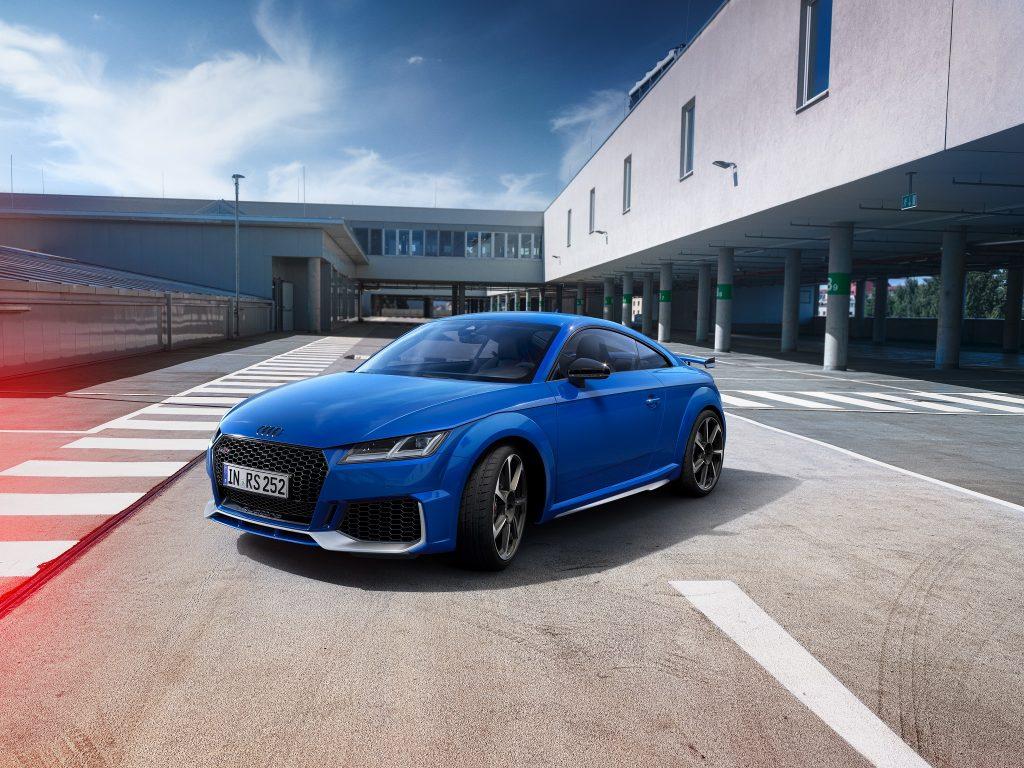 25 Jahre Audi RS Jubiläumspaket TT RS