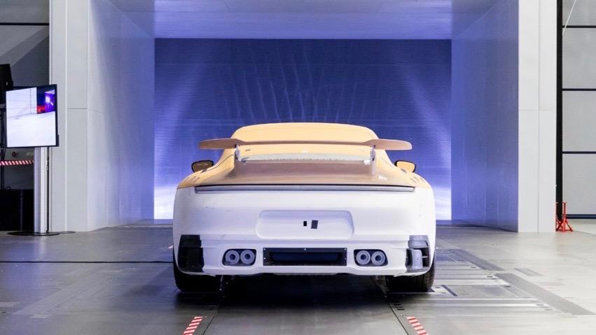 Aerokit SportDesign-Paket Porsche 911 992