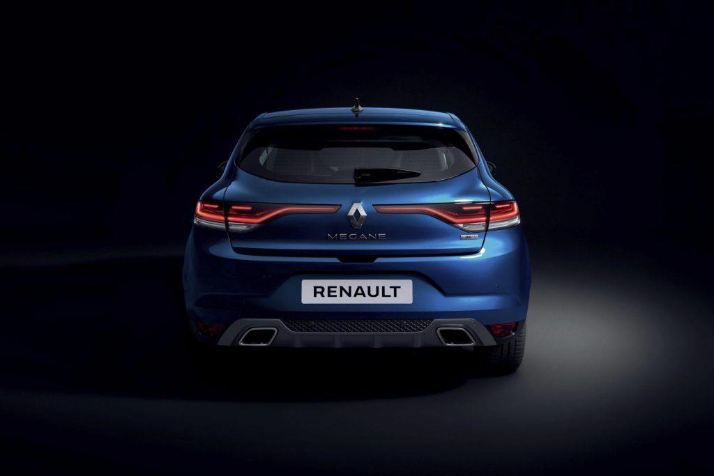 Renault MEGANE R.S. Line