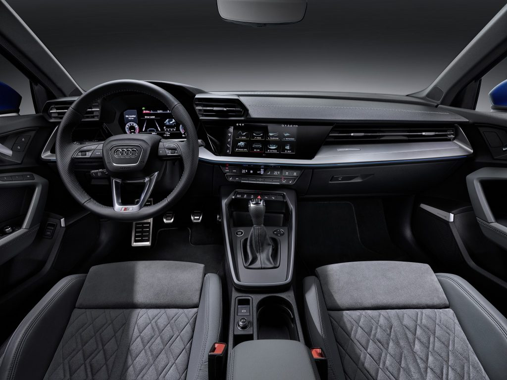 Audi A3 Sportback Cockpit