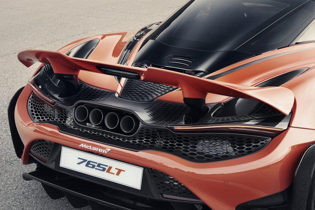 McLaren 765LT