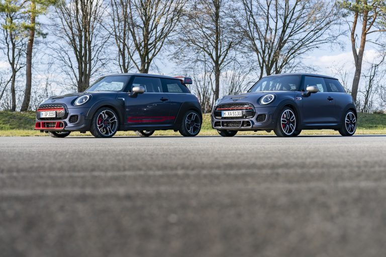 MINI John Cooper Works GP Paket