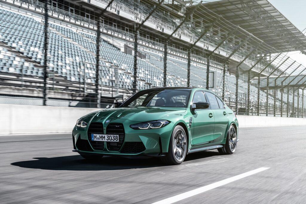 BMW M3 Competition Limousine