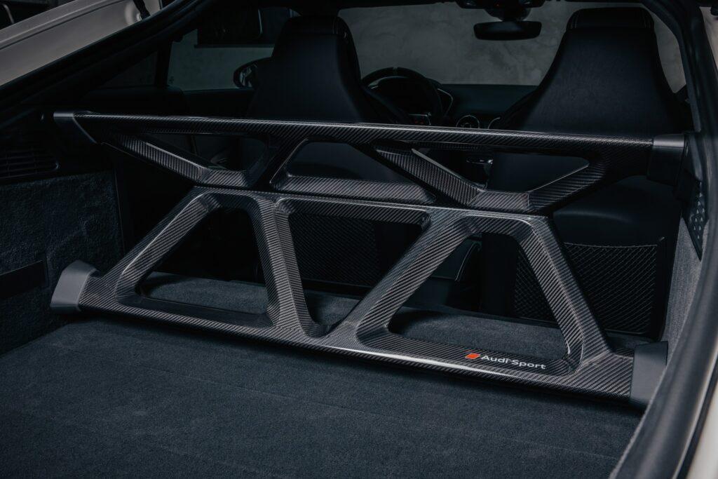 Audi TT RS 40 Jahre quattro