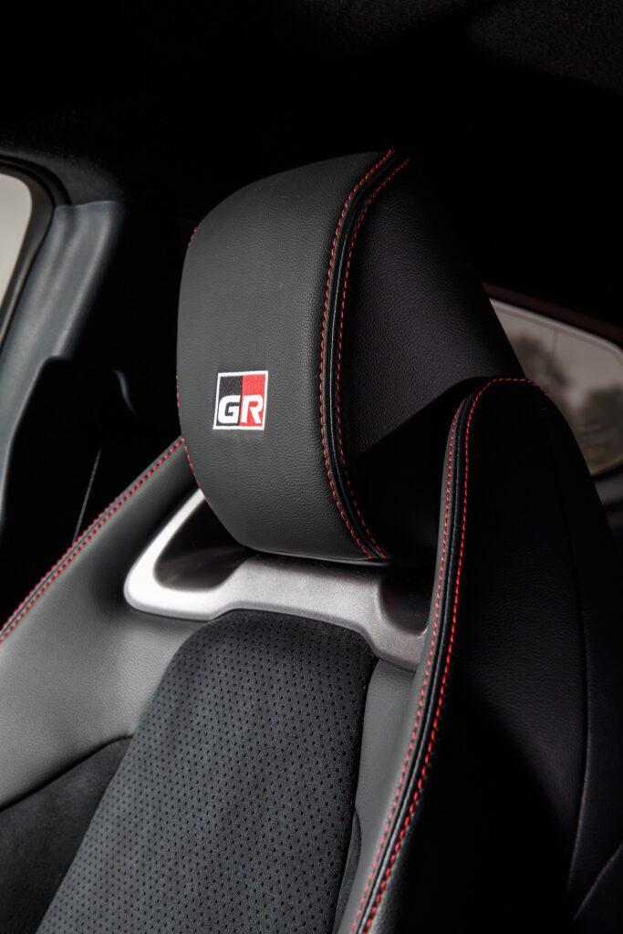 Toyota GR Yaris Interior