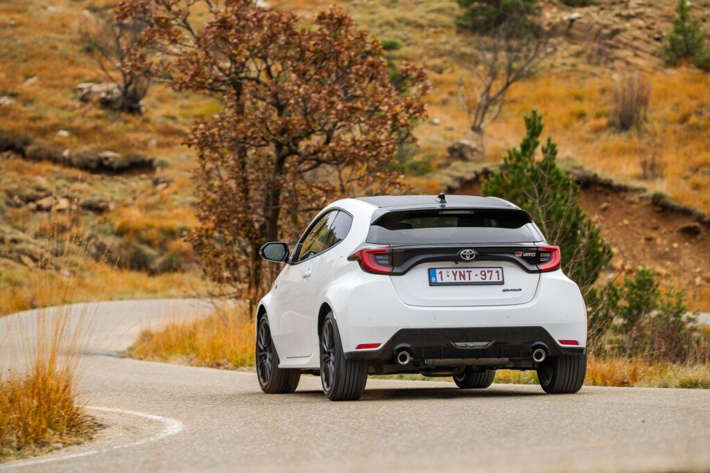 Toyota GR Yaris Fahrevent