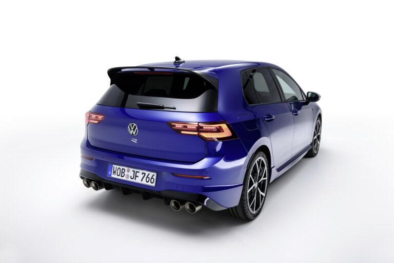 Volkswagen Golf R Heck