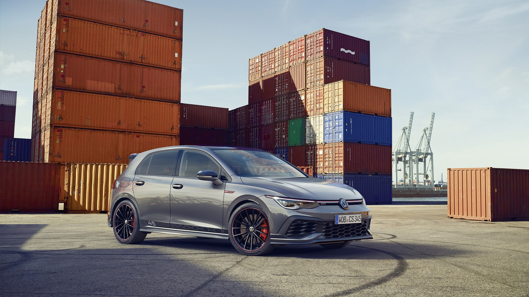 VW Golf GTI Clubsport 45